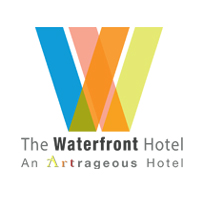 The Waterfront Hotel logo